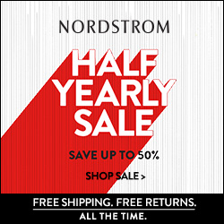 The amazing half-yearly Nordstrom sale